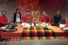 Swaralahari Concert Shoot at California USA